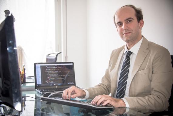Valerio Mpnti Sviluppatore Web Imperia